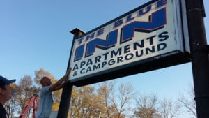 Campgrounds, Apartments and Fitness Center in Monticello, IA